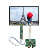 101 inch 1920 x 1200 lcd module high contrast 10.1 inch 101 lcd 10inch hdmi CTP capacitive touch screen lcd panel display module