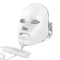 7 Colors Photon LED Mask LED Therapy Face Care Anti Remover