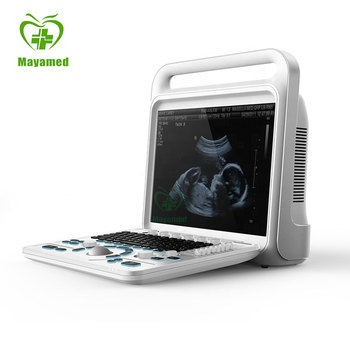 China Cheapest High Quality Pregnancy Portable Color Doppler Ultrasound Scanner, Medical 4D Portable Ultrasound Machine