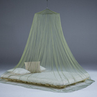Round mosquito net , bed canopy in different size and conical circular shape