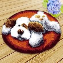 Prajna подушка для ковров в виде животных, защелка, крючок, вышивка для рукоделия, подушка для вязания крючком, вышивка, защелка, крючок, наборы, ...(Китай)