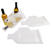Wholesale biodegradable reusable wine protector bag