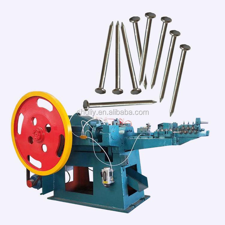 where to buy iron manufacturing nail making machine kenya
