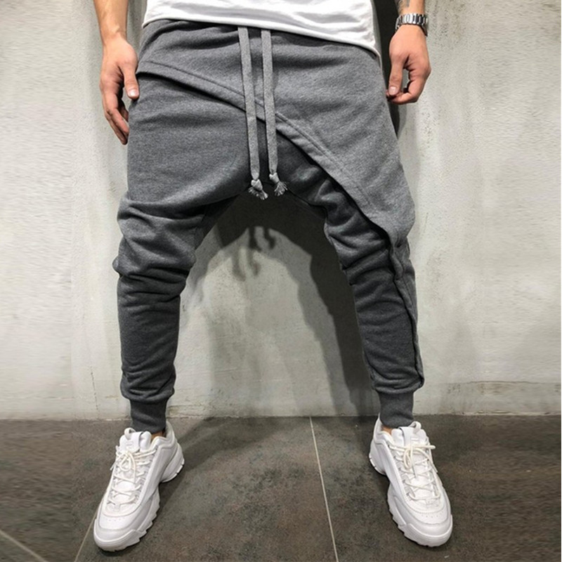mens young fashion dance street wear hiphop Jogger pants