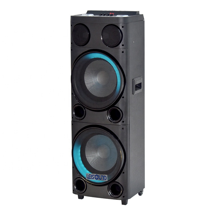 LEISOUND latest 12inch karaoke stage speaker pa system