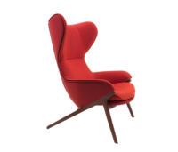 Modern Leather Lounge Chair Mid Century Wooden Lounge Chair Modern Contemporary Lounge Chair
