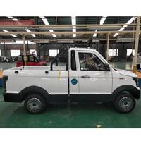 China New Car Light Pickup 4 Wheel New Energy Personal Adult China Cheap Electric Vehicle