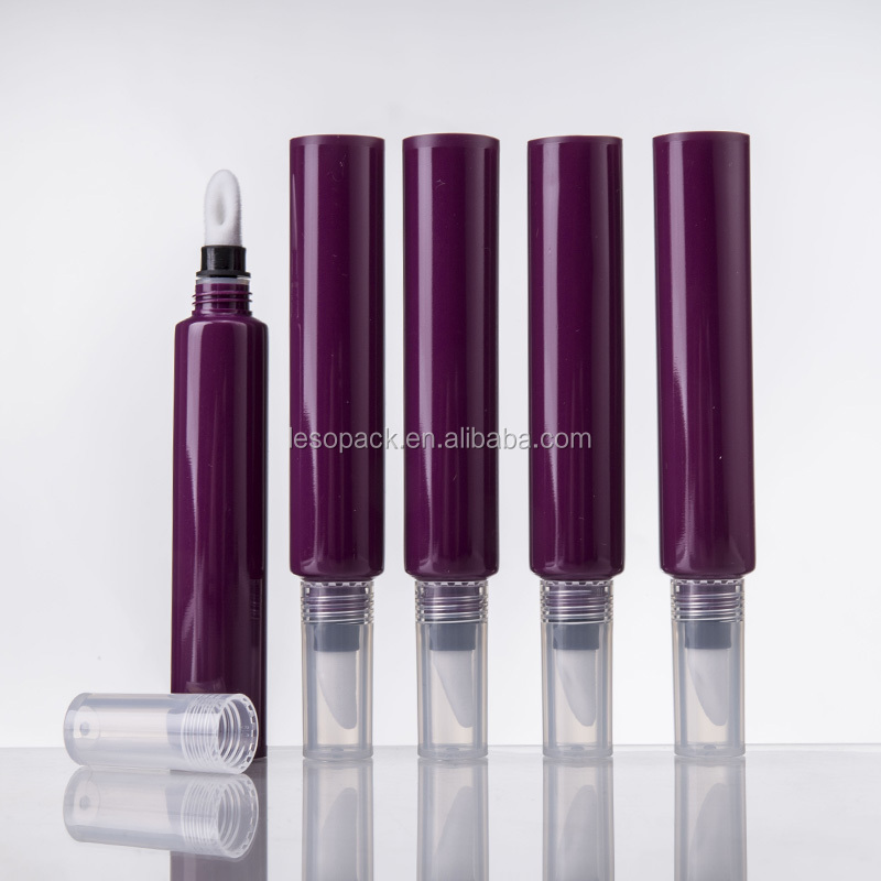 New Unique Design 15ml Customize Plastic Empty Mascara Tube