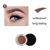 Hot Sale private label eyebrow pomade waterproof natural plant eyebrow gel for female