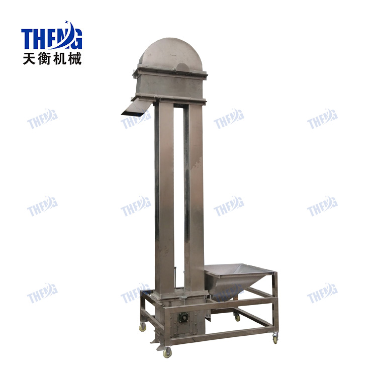 China made grain/rice/wheat bucket elevator price