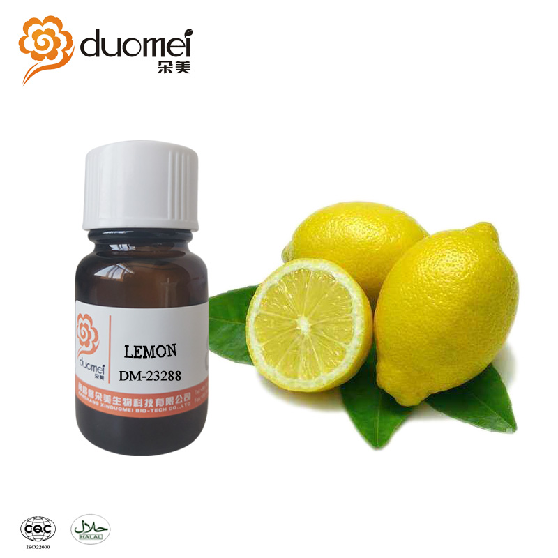 DM-23288 food grade fruit flavor lemon flavours for fruit juices