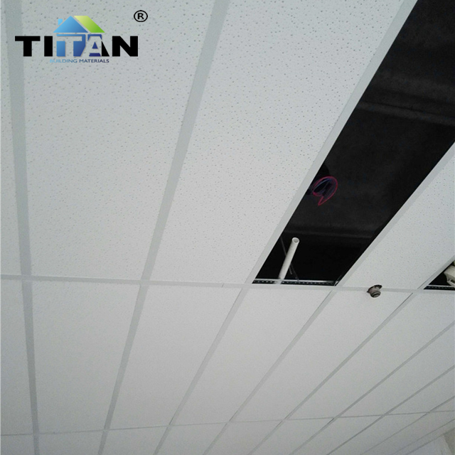 Types Of Ceiling Finishes Mineral Wool Fiber Tiles/Boards