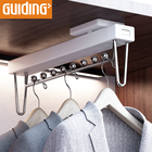 Decorative Unique Stylish Garment Rack Pull-Out Holder Garment Clothes Hanging Rack For Hanging Clothes