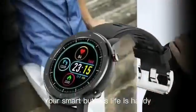 F12 Smart Watch for Android iOS Phone Touch Screen Bluetooth Fitness Tracker Watches for Men Women