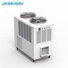 Dorosin mobile 25 ton air conditioner cooling system japan with spare parts tools