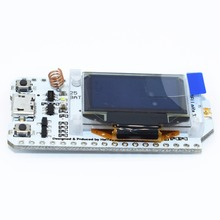 SX1278 ESP32 0.96 <span class=keywords><strong>pollici</strong></span> Blu Display OLED Bluetooth WIFI Lora Kit 32 Modulo <span class=keywords><strong>Internet</strong></span> Scheda di Sviluppo 433mhz per