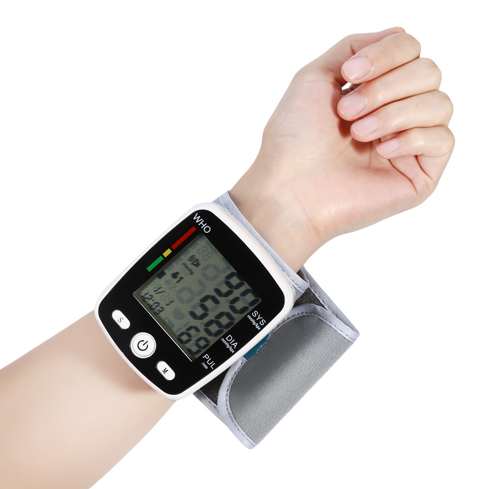 Professional Medical best quality blood pressure monitor Healthy Device Home Use Family blood pressure monitors electric