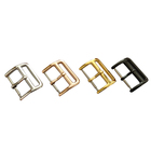 Wholesale Stainless Steel Metal Accessory Watch Strap Clasp Watch Band Pin Buckle