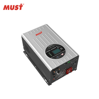 1000w 2000w 3000w MPPT solar power inverter with transformer inbuilt price
