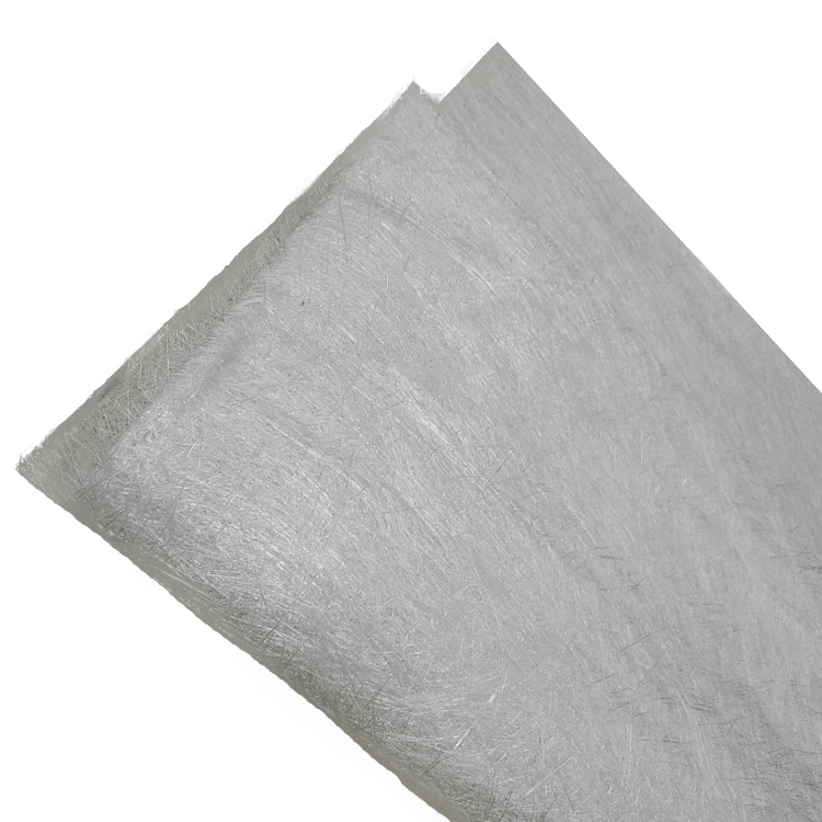 Professional factory fiberglass chopped strand mat for boat