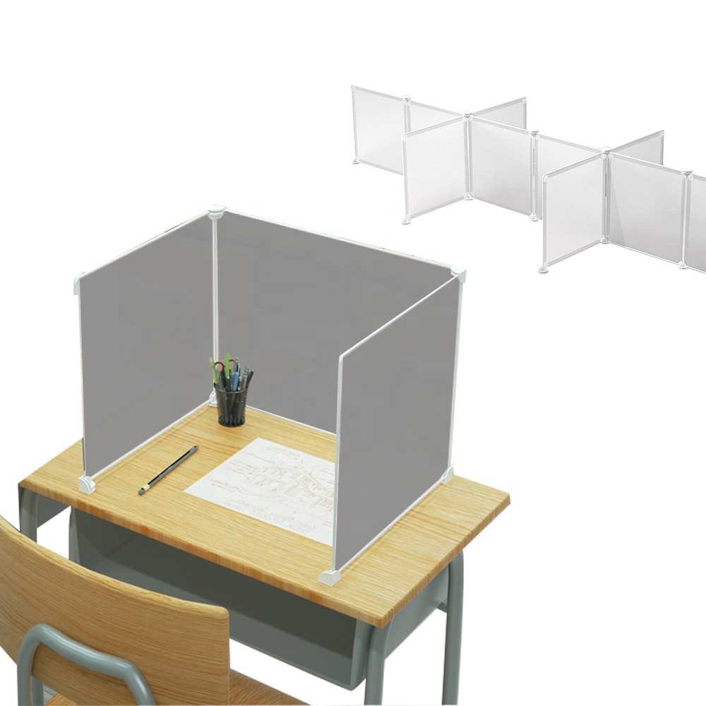 Clear Safety Shield Splash Good Quality <strong>Acrylic</strong> And Metal Guard Personal Protection Desk Perspex <strong>Acrylic</strong> Sneeze Gu