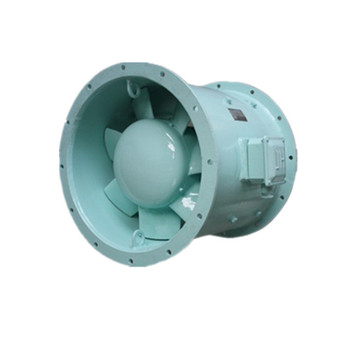 Global Explosion-proof Axial Flow Fan Market 2020 In-depth Research Studies  – Soler & Palau, I.V.I. ITA_, Air Control Industries (ACI), Scalar – Owned