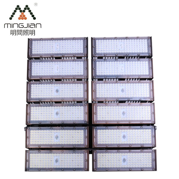 Wholesale Large Outdoor 1000W High Power IP65 Die Cast Floodlight Case LED Flood Light For Soccer Field
