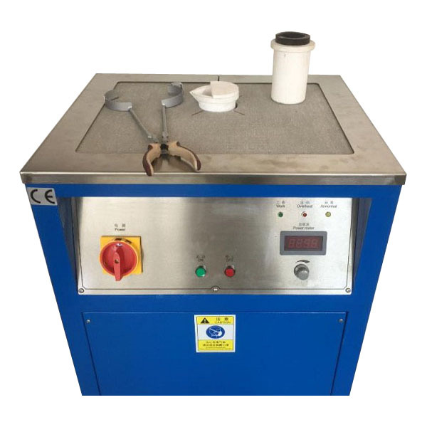 High Quality platinum Gold Silver Electric Melt Furnace