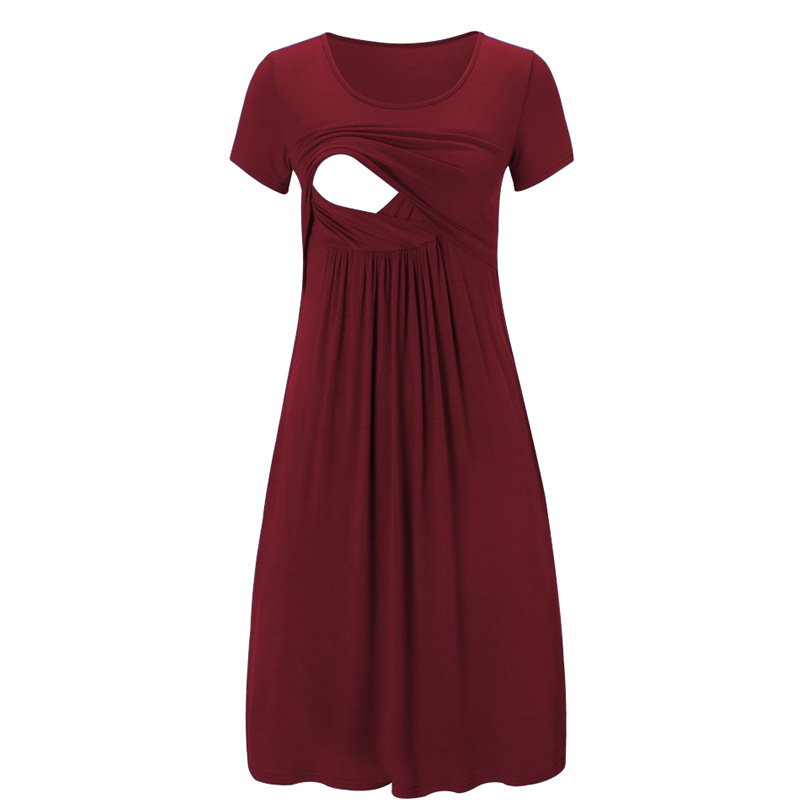 <strong>Maternity</strong> <strong>Dresses</strong> <strong>Maternity</strong> Pregnant Sleeveless Solid Straight <strong>Dress</strong> Casual <strong>maternity</strong> Clothes <strong>Dress</strong> for pregnant
