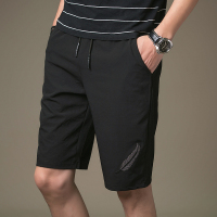 On Sale Zip Pocket Loose Elastic Waist Summer Beach Boardshorts Casual Street Pocket Desgin Mens Shorts Trousers