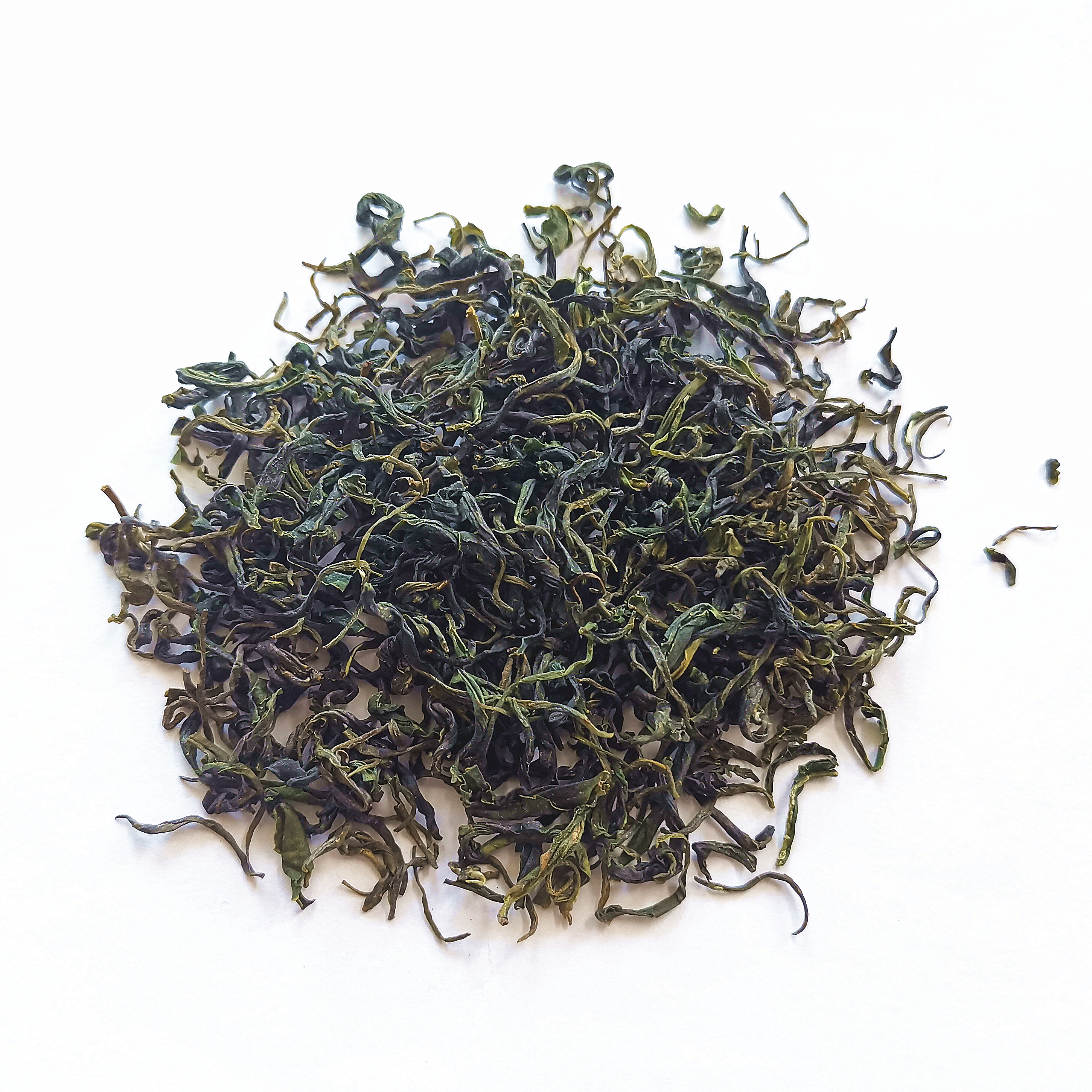 Organic private label loose leaf orthodox tea green - 4uTea | 4uTea.com