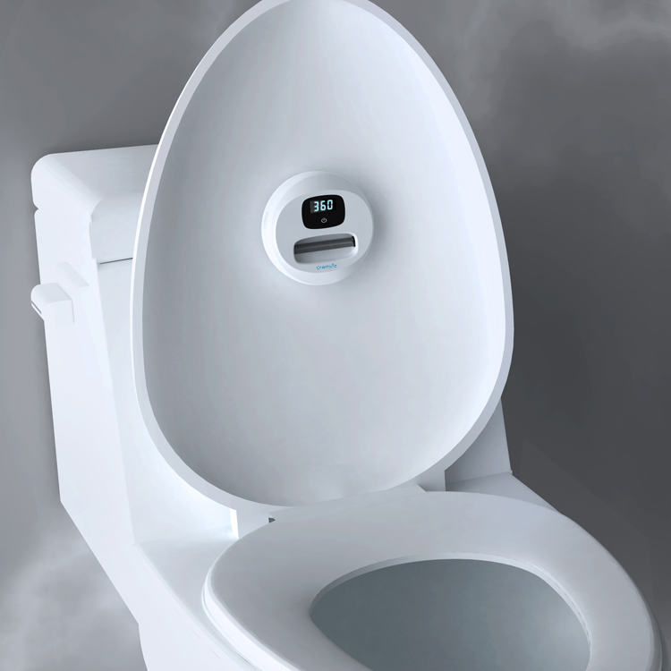 Clean Toilet Sanitary Wave UV Disinfection Lamp UV Sanitizer
