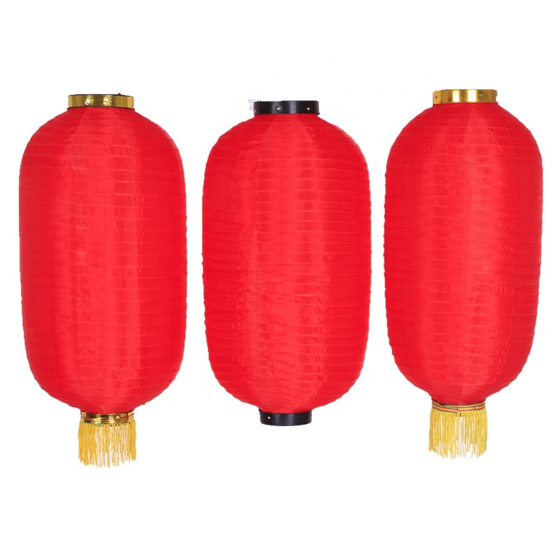 LK20191025-16 Wholesale red Japanese lantern for restaurant outdoor decorations