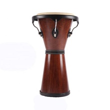 "China Muziekinstrument Traditionele Afrikaanse 10 ""Houten Drum Set ABC110C"