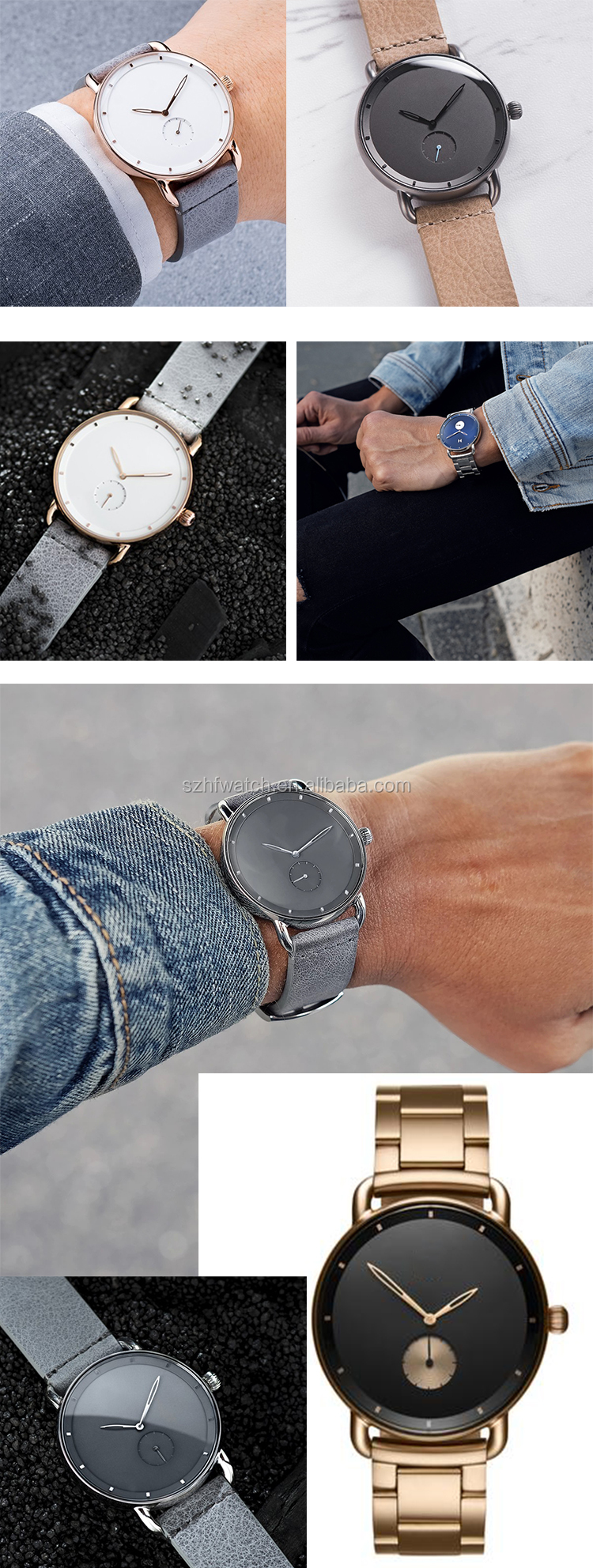 Men Watches 2019 Custom Luxury Watch
