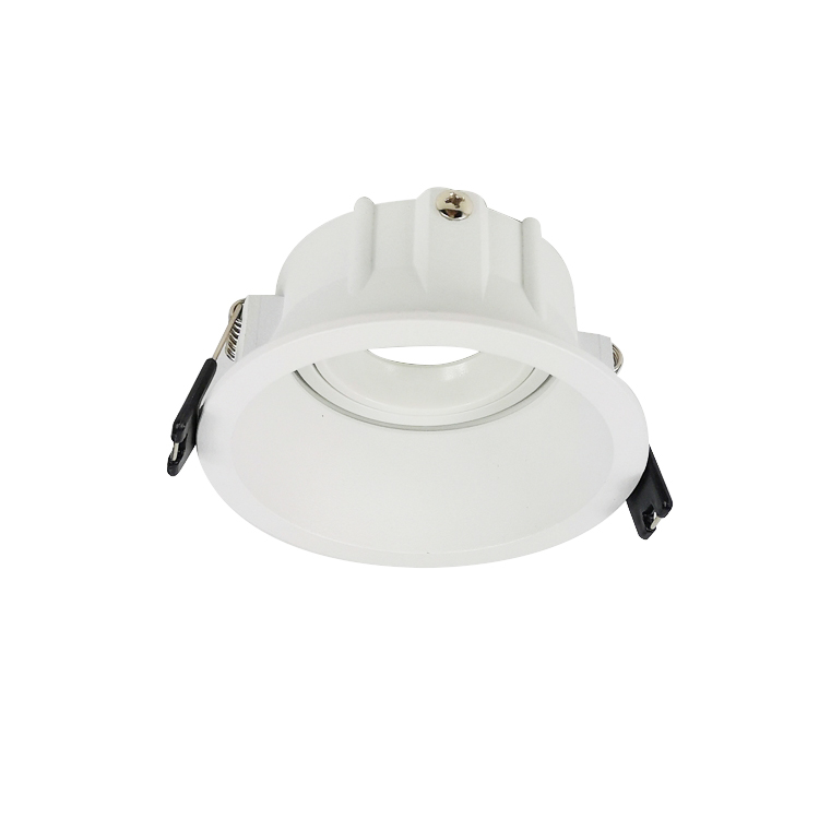 Tiltable Frame for GU10 LED Spot Light and COB LED Module GU5.3 MR16 Light Ring