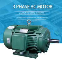 Small High Power 25HP Electric AC Induction Motor
