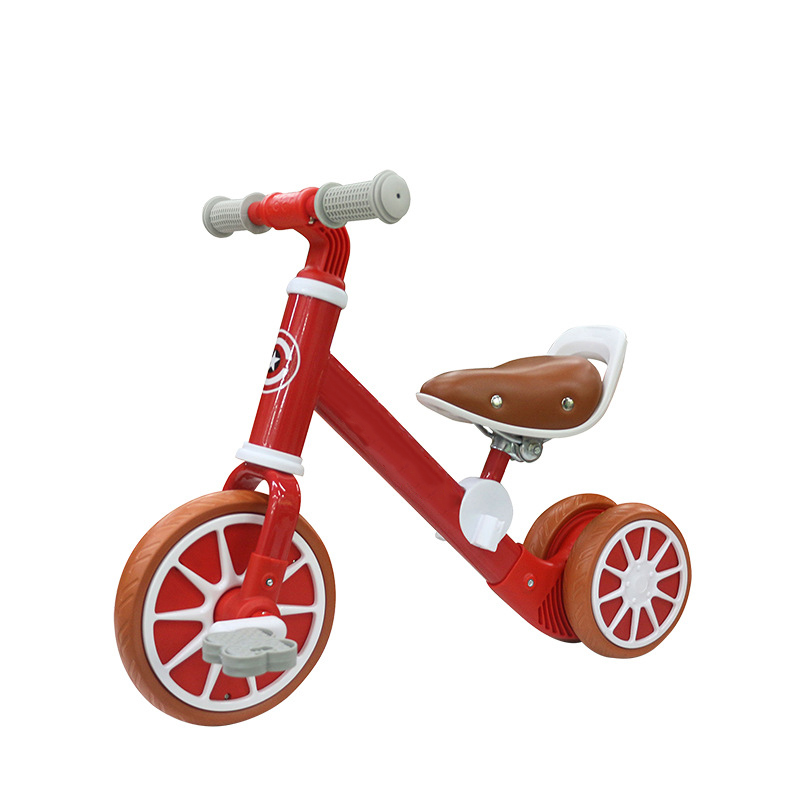 Hot Sale 12 inch Bicycle 2 in 1 baby Balance Bike With Pedal for 1-3 Years Old kids