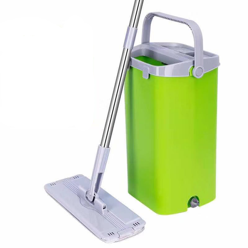 Thuis Apparaten Hand Gratis Magic Cleaning Emmer Mops