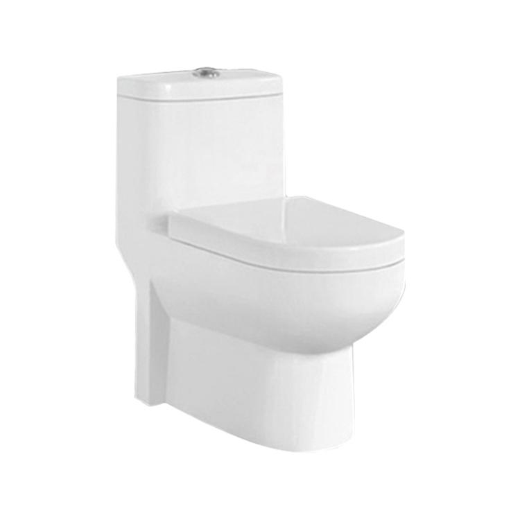 De Cerámica De Baño Wc Sanitario S-trampa Moderno De Una ...
