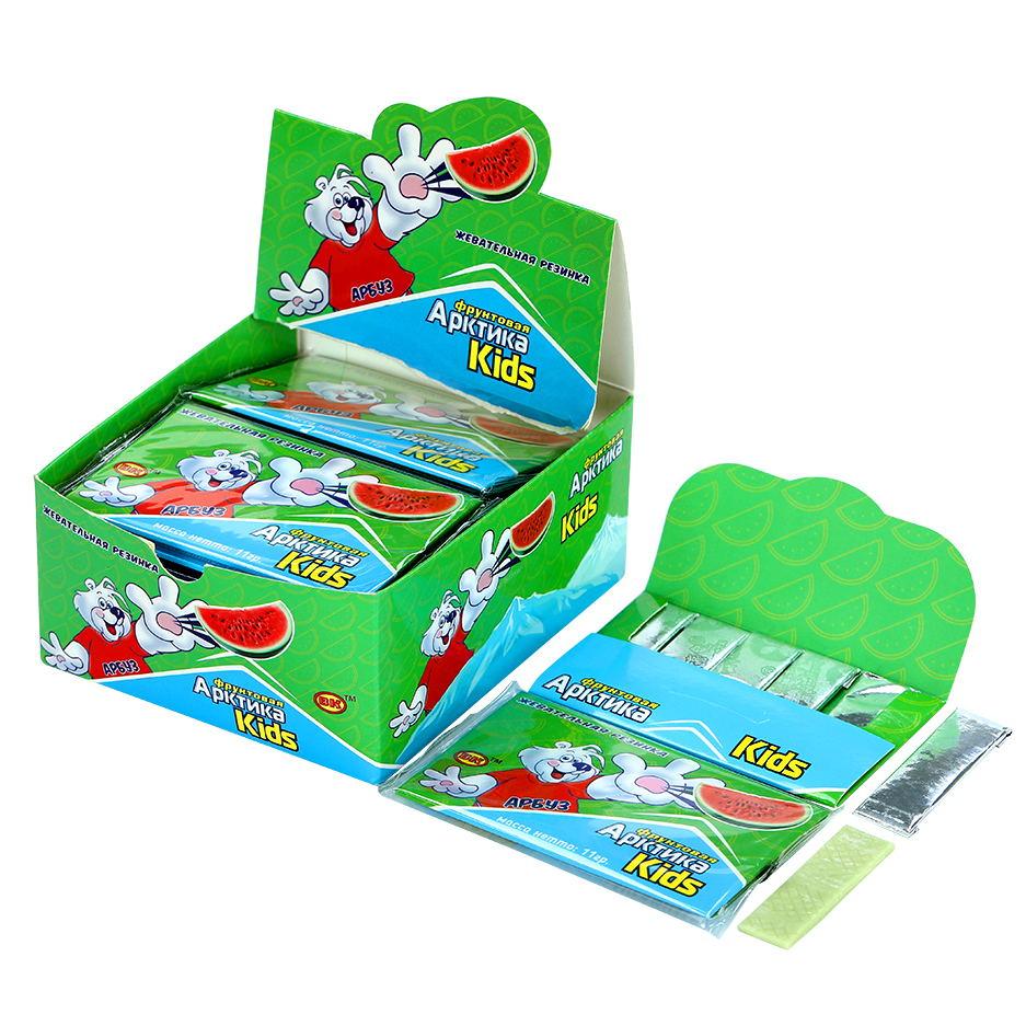 china cheap price tutti fruit 5 sticks chewing gum oem
