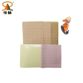Shaolin Health reach home care keep warm porous capsicum plaster back pain relief patch