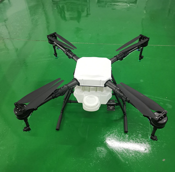 10kg quadcopter drone  Agriculture UAV foldable drone crop spraying farming uav drones