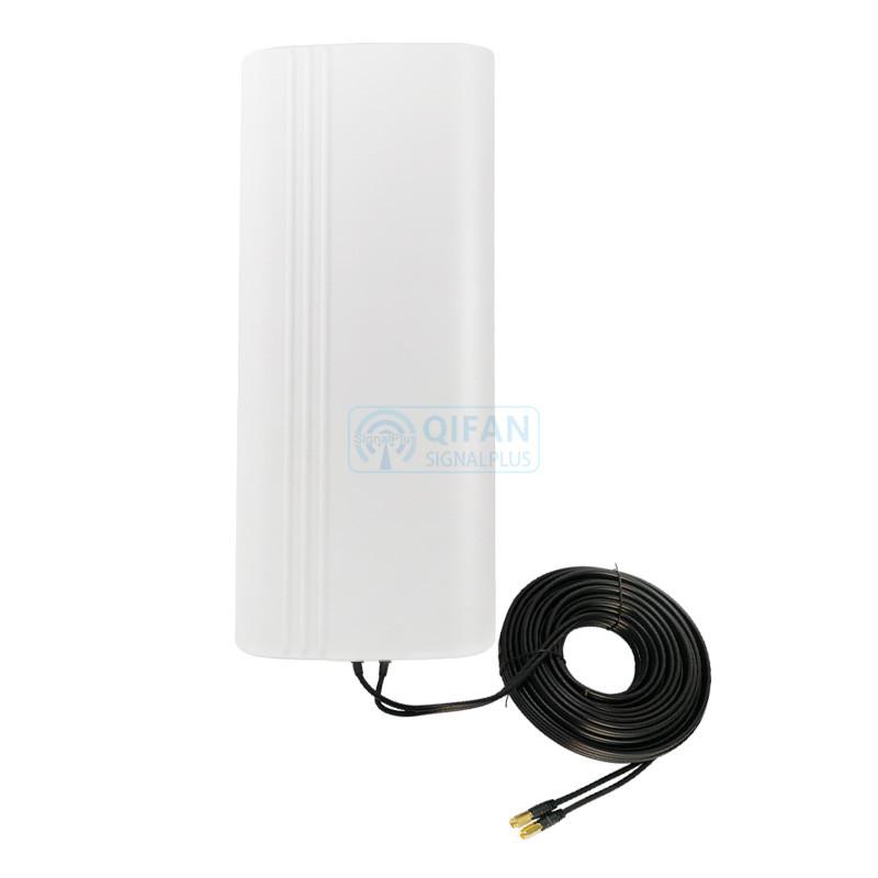 mimo antenna 18dbi,5 Pieces, White