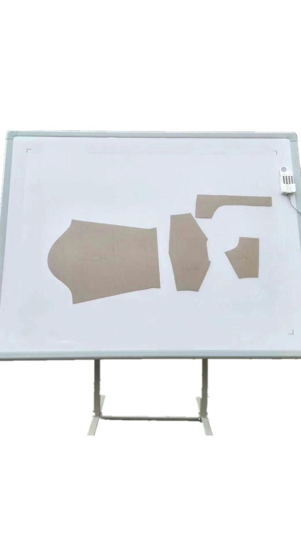 Jindex Apparel Digitizer For Garment Design CAD Cloth Digitizer 44*60inch Width
