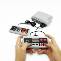Best selling 8 Bit Tv Game Console gamepad 500 / 620 mini game anniversary edition console retro