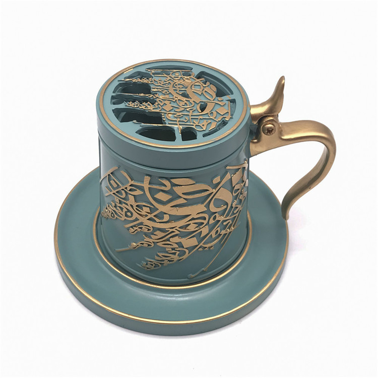 Wholesale High Quality Resin Arabic Incense Burner Censer