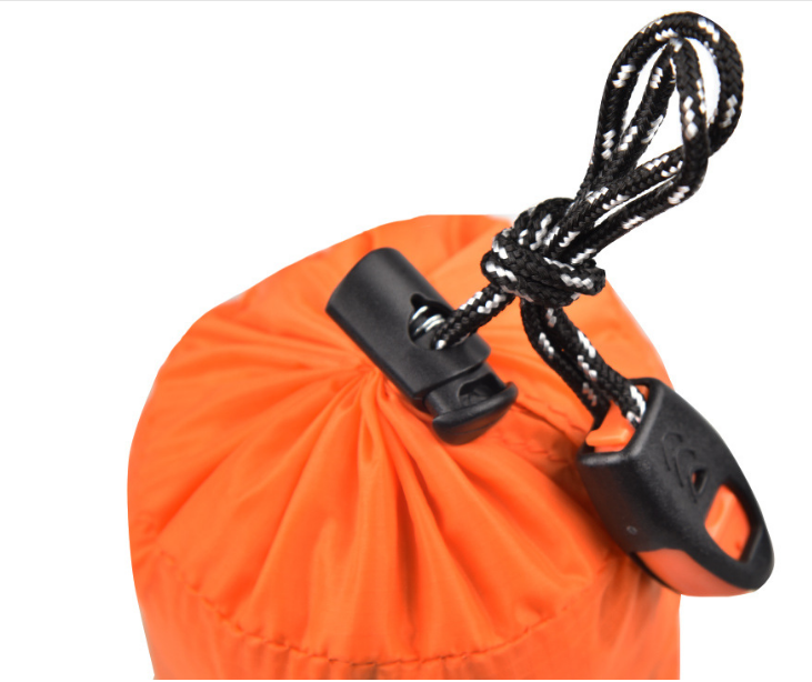 Custom outdoor thermal bivvy survival waterproof emergency sleeping bag