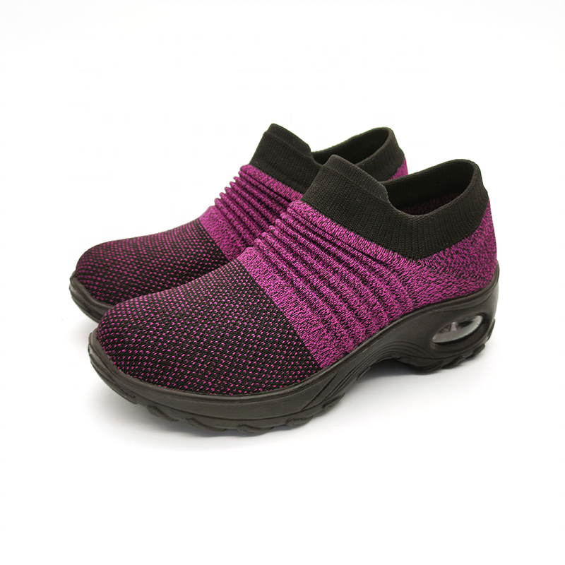 Wholesales hot large size women casual sneakers overshoes fashion casual socks shoes