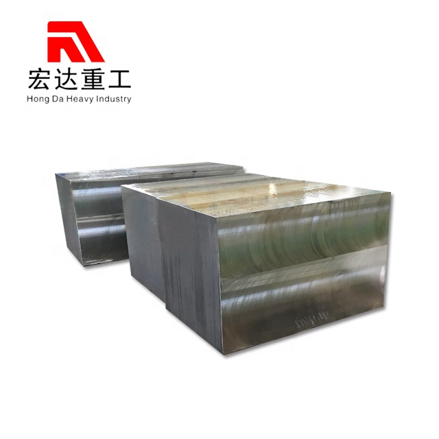 Forged Slab For Steel Mill Rolling Mill Base